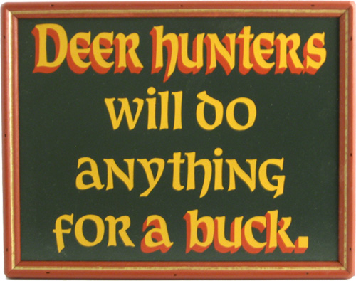 Hunting Humor Funny Quotes