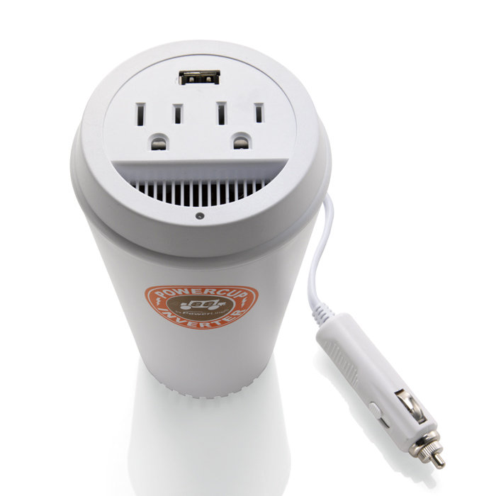 Multi port car charger