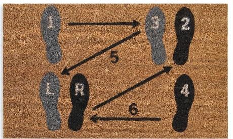 Dancing Doormat