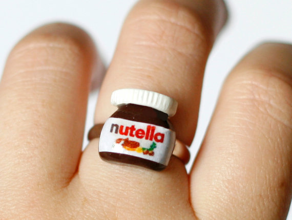 Clay Nutella Ring