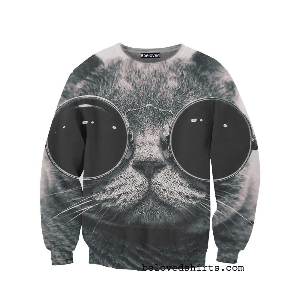 CoolCat Sweatshirt