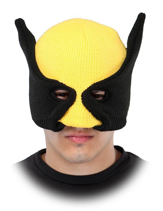 Wolverine Skull Cap