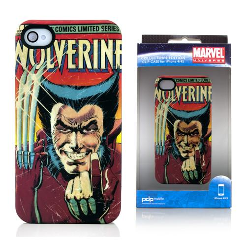 Vintage Wolverine Phone Cover