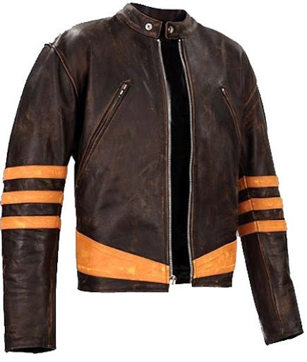 Jacket worn by Wolverine