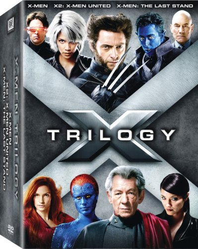 X-Men Movie Trilogy