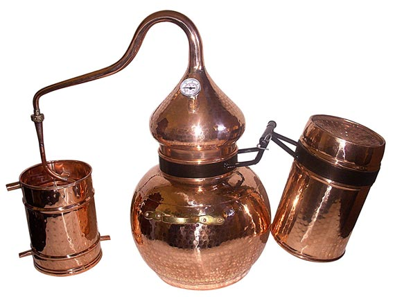 Man Cave Gift Ideas: Copper Still
