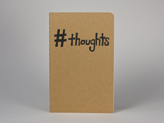 Hashtag Gifts: Journal
