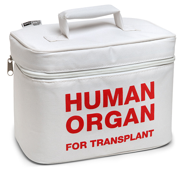 Organ Transplant Lunch Bag