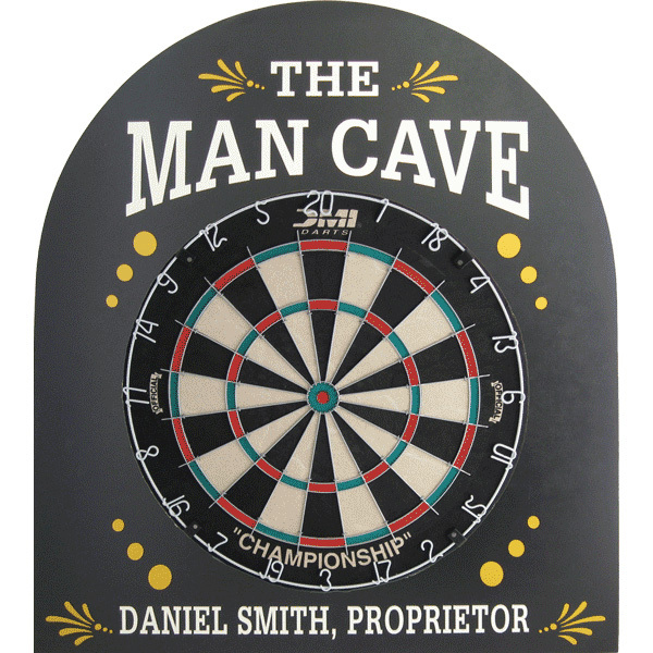 Man Cave Dartboard