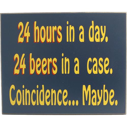 24 hours 24 beers