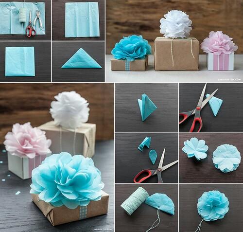 9 Cute DIY Gift Wrap Ideas