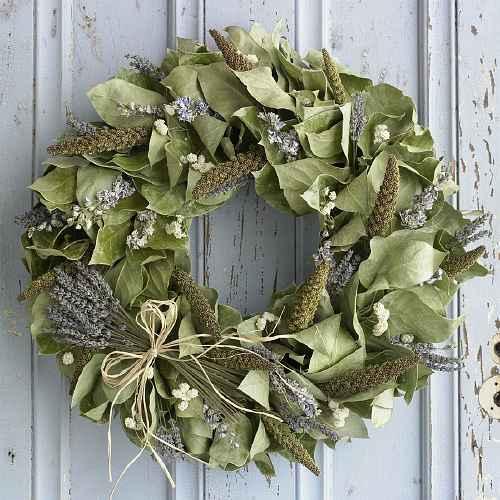 Organic Wreaths