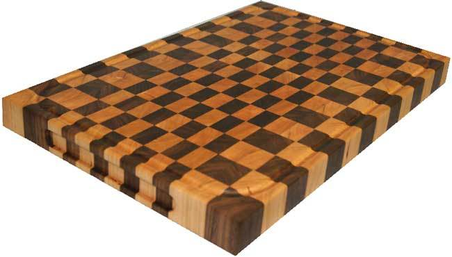 End Grain Butchers Block