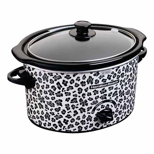 Christmas Gifts - Cheetah Crock Pock
