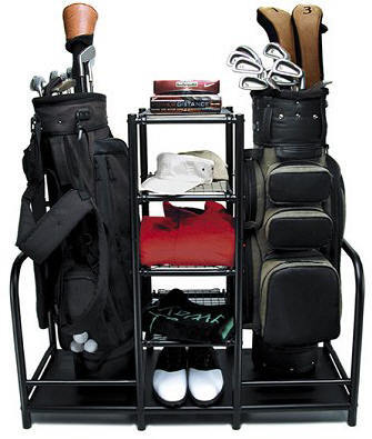 Man Cave Golf Caddy Organizer