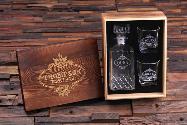 Gift Box: Whiskey