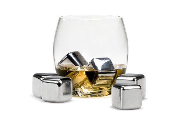 Whiskey Gift Ideas: Whiskey Cubes