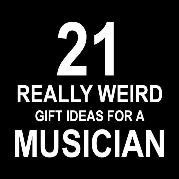 Musician Gift Ideas
