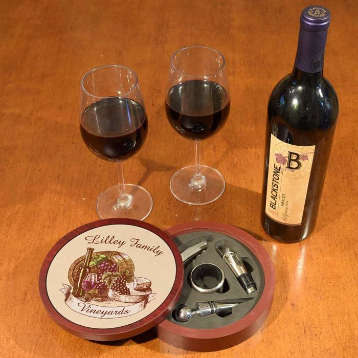 Real Estate Closing Gift Ideas: Wine Gift Sets