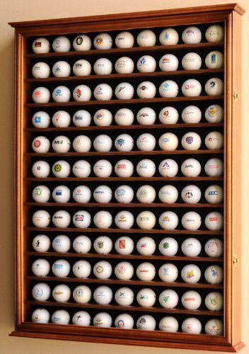 Ten Best Golf Ball Displays