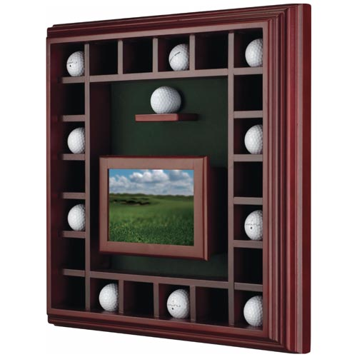 Best Golf Ball Displays