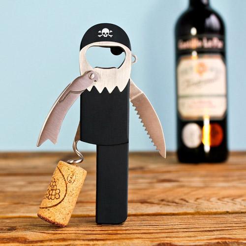 Pirate Home Bar Accessories