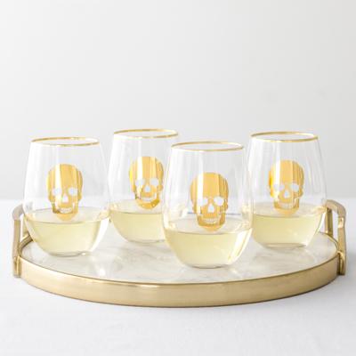 Pirate Home Bar Glassware