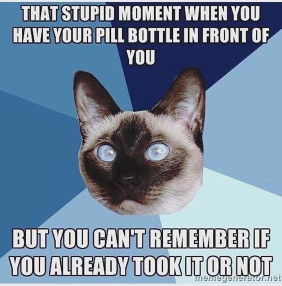 Chonic Illness Memes