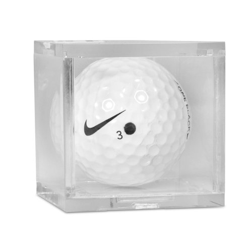 Display for a Single Collectible Golf Ball