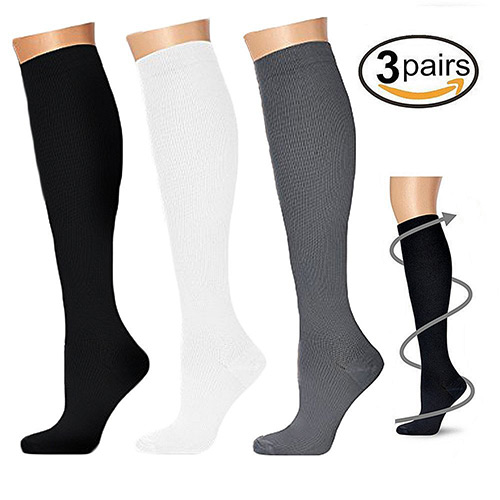 Compression socks make great gifts for an anesthesiologist