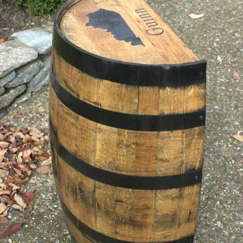 Customized Barrel Gift Ideas