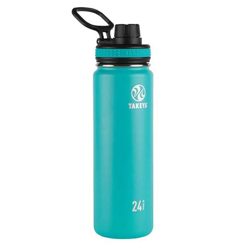 Takeya Originals Insulated Stainless Steel Water Bottle