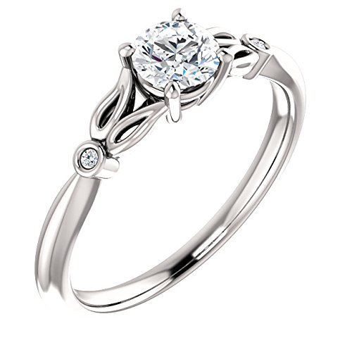 Affordable handmade engagement rings