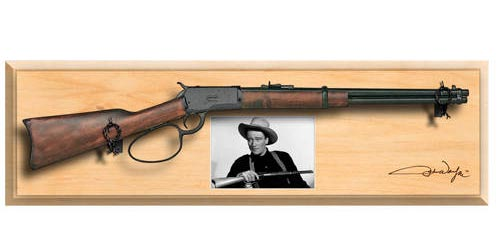 Wall Mounted Wild West Replica Rifle