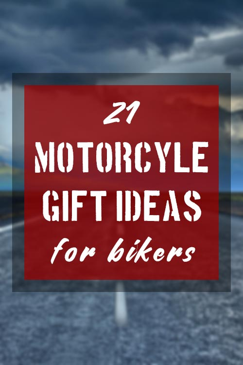21 Motorcycle Gift Ideas For Bikers All Gifts Considered