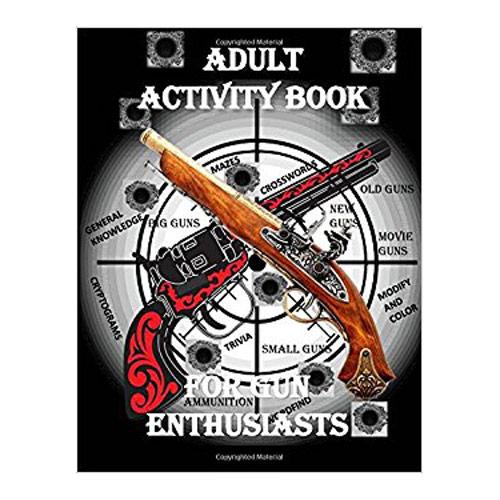 Gun Collector Coloring Book