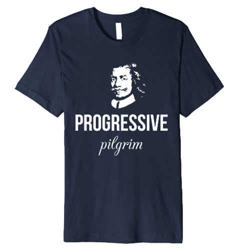 Pilgrim's Progress John Bunyan T-Shirt
