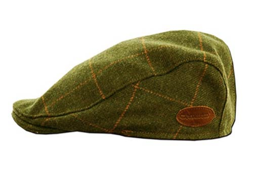 Green Tweed Irish Men's Cap - St Patrick's Day Gift Ideas
