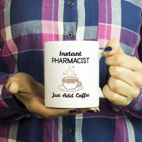 Pharmacist Gift Idea Coffee Mug