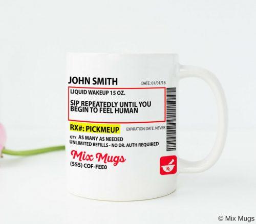Pharmacy Gift Coffee Mugs