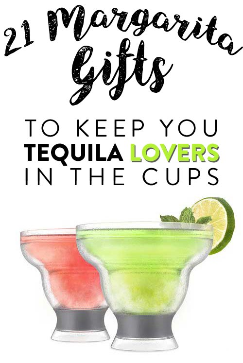 21 creative Margarita Gifts to keep tequila lovers in the cups