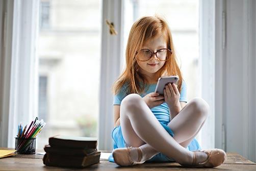 Kid Friendly Phones