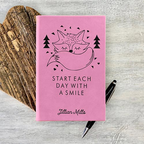 Personalized Daily Journals