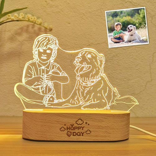 Personalized Lamps