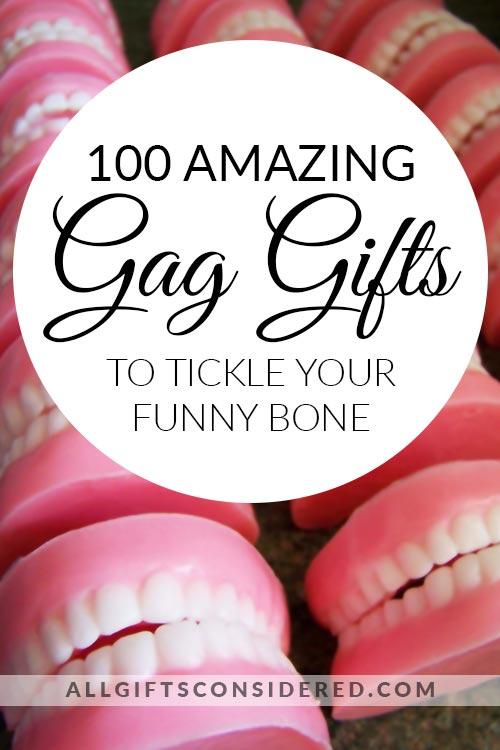 Amazing Gag Gift Ideas