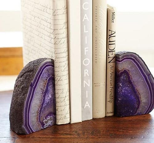 Geo Book Ends