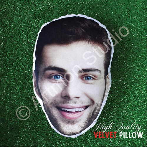 Funny Photo Pillow