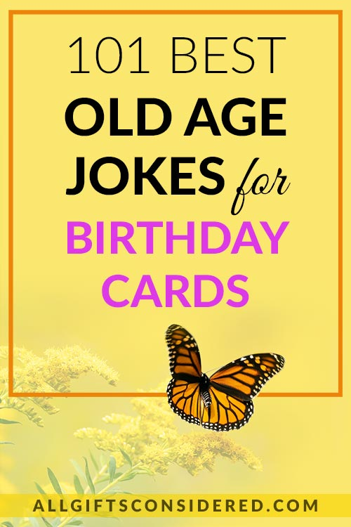 101 Best Birthday Cards for Old Age