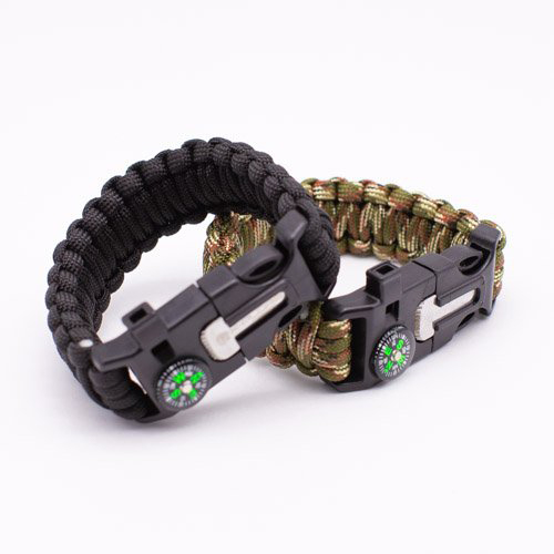 10th Birthday Gift Ideas: Tactical Bracelet