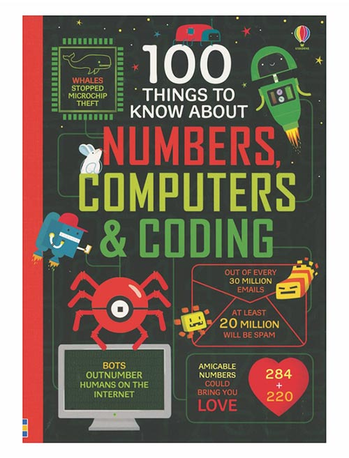 100 Things to Know About Numbers, Computers, and Coding